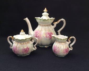 5 piece Nippon Tea Set J-03