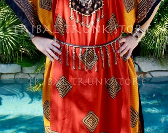 Tribal Kaftan - Kaftan pour femme