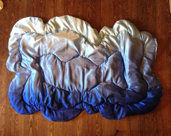 Cloud, bed cover