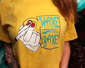 Wake N Bake Tee