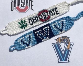 Custom & handmade string bracelets