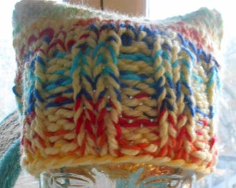 Sunshine and Rainbows Cat-ears Hat  (Part of the Headway Collection)