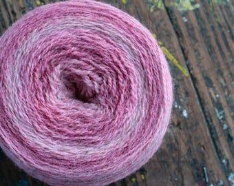 Pure wool knitting yarn - 111 g