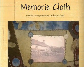 Memorie Cloth...creating lasting memories stitched in cloth