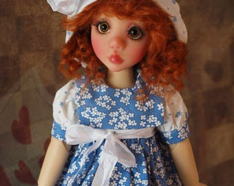 Limited Edition Outfit Set For The 12 Inch Trinky Dinks Or Other Similar Size Dolls / Effner Little Darlings