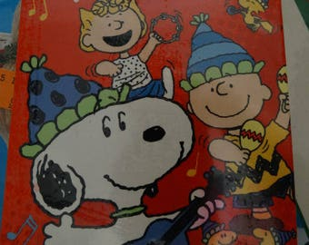 Charlie Brown & Snoopy Birthday Party Invitations, Charles Schulz,  Invites, 1976 - 8 Invitations, Snoopy, Sally, Charlie Brown, Woodstock
