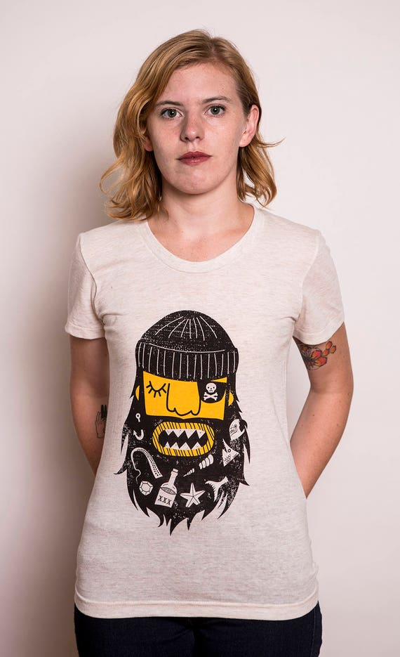 SALE Ladies Blackbeard Tee