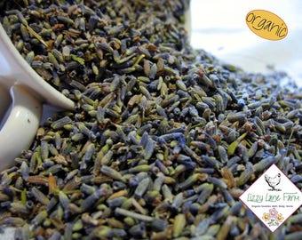 3lb. Dried Organic French Lavender Buds, Craft Grade Super Blue lavender, dried herb. Wedding Toss Lavender, potpourri, sachet lavender