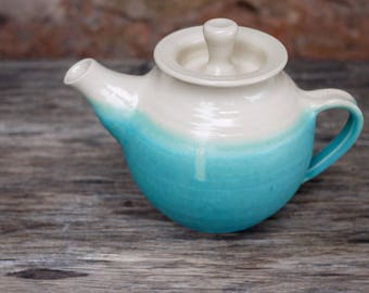 Ceramic Teapot for 2