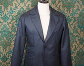 RESERVED---Custom 2pc Barathea Suit Balance