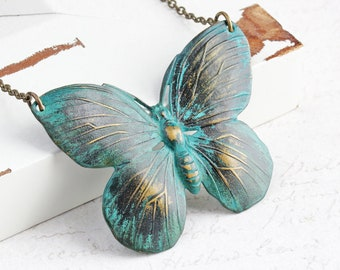Rustic, Patina Jewelry