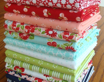 A Good Life Fabric Bundle - Bonnie and Camille Fabric from Moda