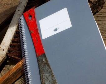 TerraSkin Journal/ Sketchpad - Alternative Creative Space- 7''x9.5''MULTI MEDIA Waterproof Beach Stone paper