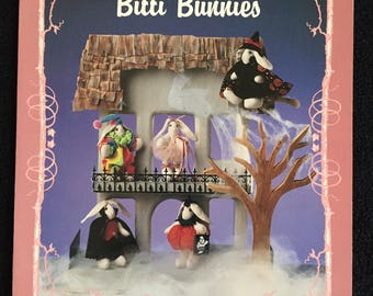 Wimpole Street Creation Bitti Bunnies Masquerade Halloween to Make Costumes for Bitti Bunnies 1991