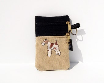 Fox Terrier, Wire Haired Fox Terrier  Dog Small Cell Phone Case