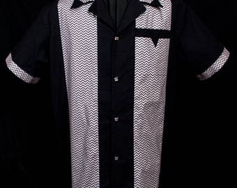 Legend Twin Peaks Black limited-edition ultra-high quality men's shirt