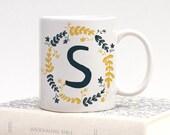 Monogram Mug, Personalise...