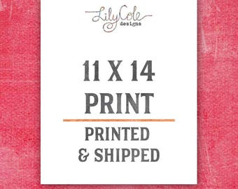 11 by 14 Print Shipped to you, Printing Service for Lily Cole Artwork, 11 by 14, Printed and Shipped, Print your instant download Lily Cole