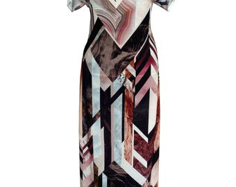 Plus Size Boho Maxi Dress, Djellaba Dress, Plus Size Dress, Kaftan Dress, Tribal Dress, V Neck, Designers Dress, Summer Dress, Natural Dress