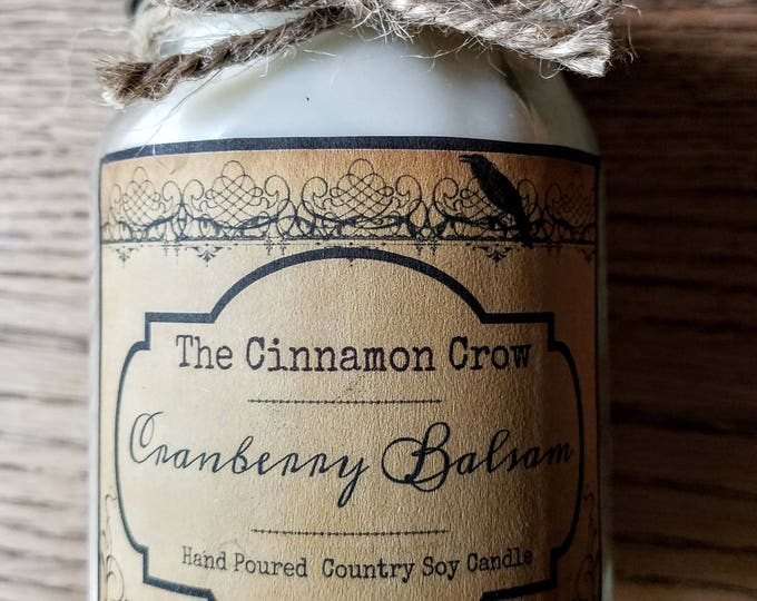 Featured listing image: Country Soy Wax  Jar Candles  16 oz