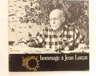 Hommage a Jean Lurcat Fibre Art Catalogue