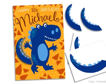 pin the tail on the dinosaur template - birthday party games etsy