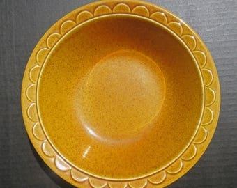 Homer Laughlin Sheffield China - Granada Golden Harvest 9 Inch Vegetable Bowl