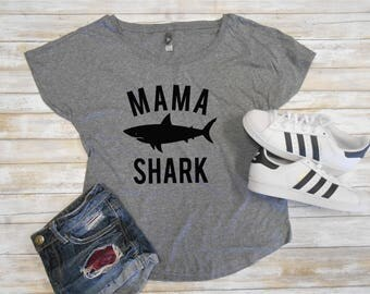 bd11af0c Mama T-shirt Shark Related Keywords & Suggestions - Mama T-shirt ...