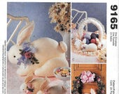 McCall's Crafts Bunny Package Pattern # 9165