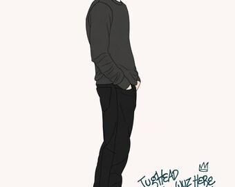 CW Riverdale Jughead Jones Archie comics tv show character actor Cole Sprouse