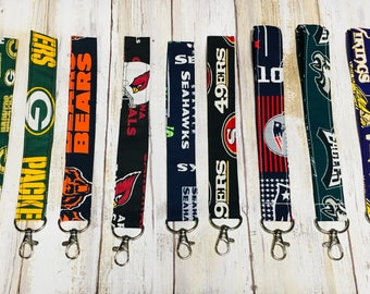 Football Lanyard - Short - Keys -