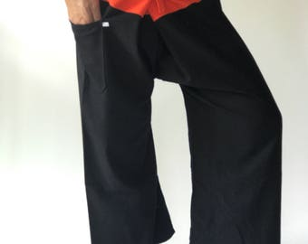 2T0005   Thai fisherman/Yoga are pants Free-size: Will fit men or woman