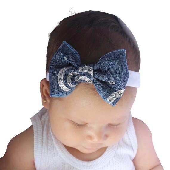 Baby Headband, Baby Bows, Blue Bow, Bows, Hair Bows, Hair Accessories, Newborn Headband, Baby Bows, Infant Headbands, Toddler Headband