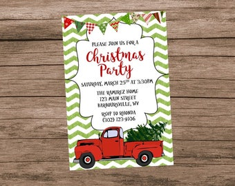 office party invitation