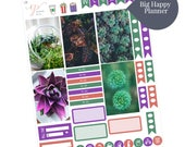 Big Happy Planner Mini Kit / Big Happy Planner / Mini Sticker Kit / Photo Sticker Kit / Erin Condren Hardbound / LS6
