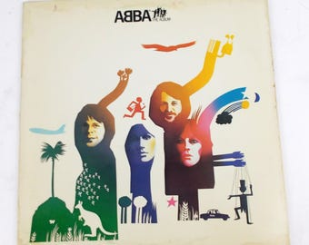 Abba the Album 1977 Vinyl LP Record Album SD 19164