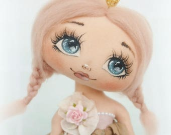 "Doll ""Princess candy"""