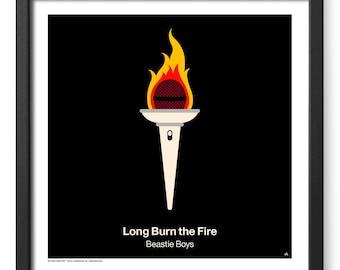Long Burn the Fire