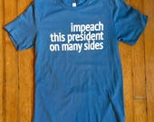 IMPEACHMENT SHIRT / impea...