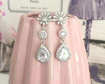 Esther Earrings - Jewelry - Wedding