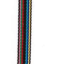 3/8 inch wide Multi-Color Trim