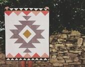 Aztec Quilt PATTERN
