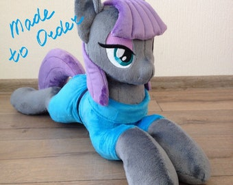 Plushie Maud Pie - 65 cm long - Made to Order