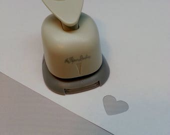 Heart Paper Punch Tool