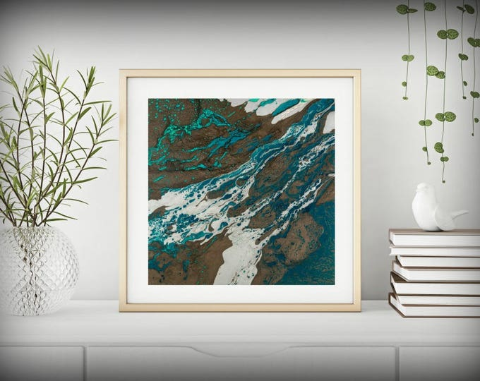 Modern Abstract Wall Art, Large Abstract Wall Art, Neutral Wall Art Modern Prints Abstract Wall Art, Zen Art Minimal Wall Print by Lis Scott