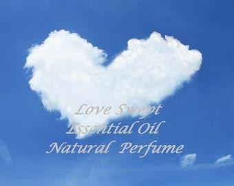Essential oil perfume - Love Swept - Essential Oil Fragrance - Roll on Fragrance - Roll On Perfume - All natural perfume - Perfume