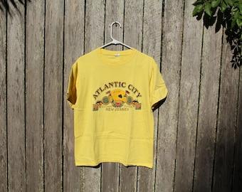 Atlantic City New Jersey T Shirt, Size M