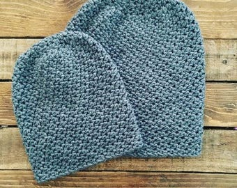 Mommy And Me Hats > Mom And Me Hats > Matching Hats > Baby And Mommy Hats > Baby Hats > slouchy beanie > Daddy and Me Hats
