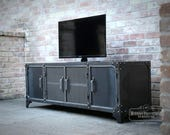 Media Console Industrial ...