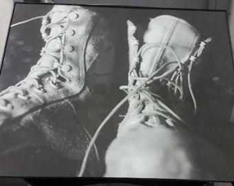 Desert Combat Boots